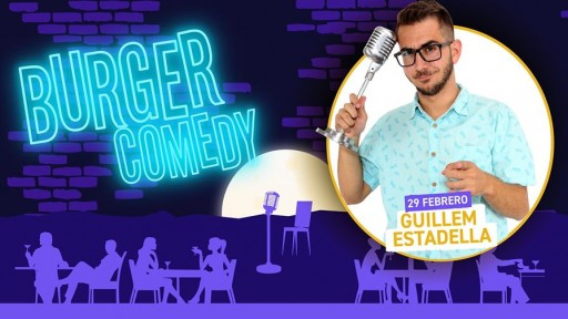 Burger Comedy Guillem Estadella